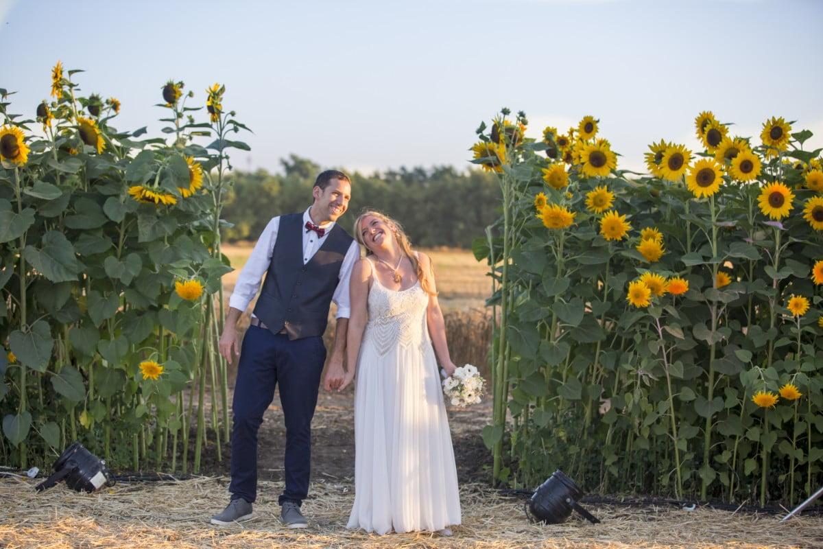 חתונה כפרית במושב