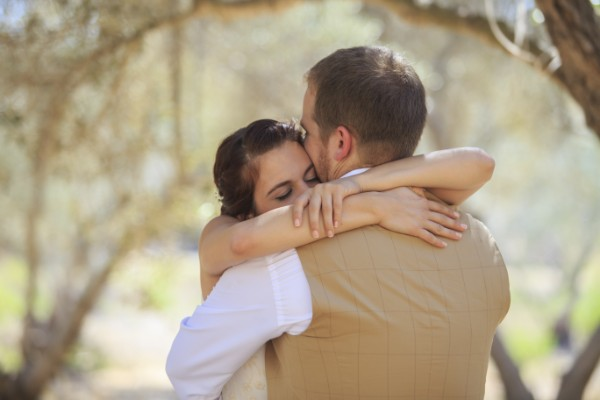 חתונות שישי צהריים בטבע